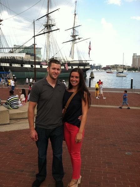 Tim & I