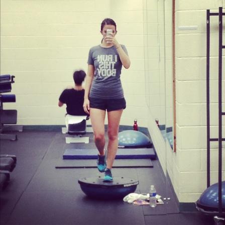 Eff yeah I run this body!